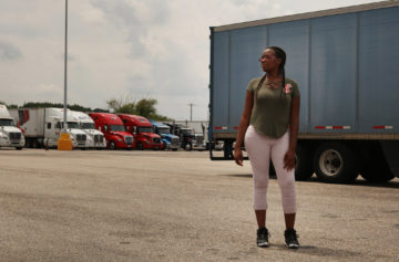 New York Times – What  Does a Trucker Look Like?